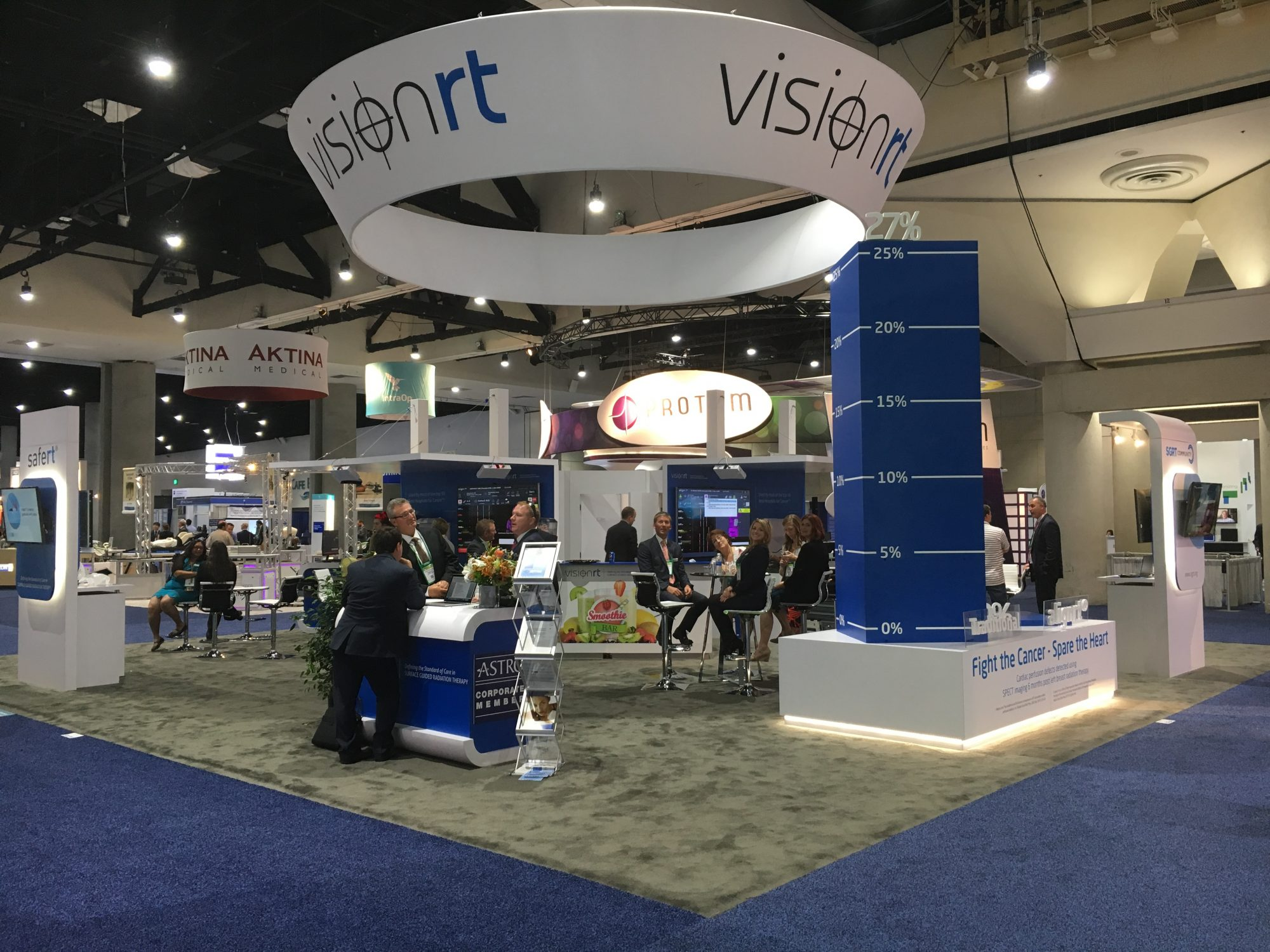 Vision RT to share new clinical data at the ASTRO 2016 Annual Meeting