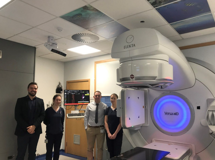 St Vincent's Private Hospital Becomes First Radiotherapy Centre In Ireland To Offer Tattooless Radiotherapy And Enters Long-term Partnership with Vision RT