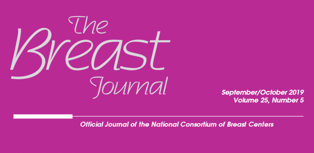 Breast Journal publishes impact of tattoos on radiation therapy patients